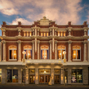 Christchurch Isaac Theatre Royal
