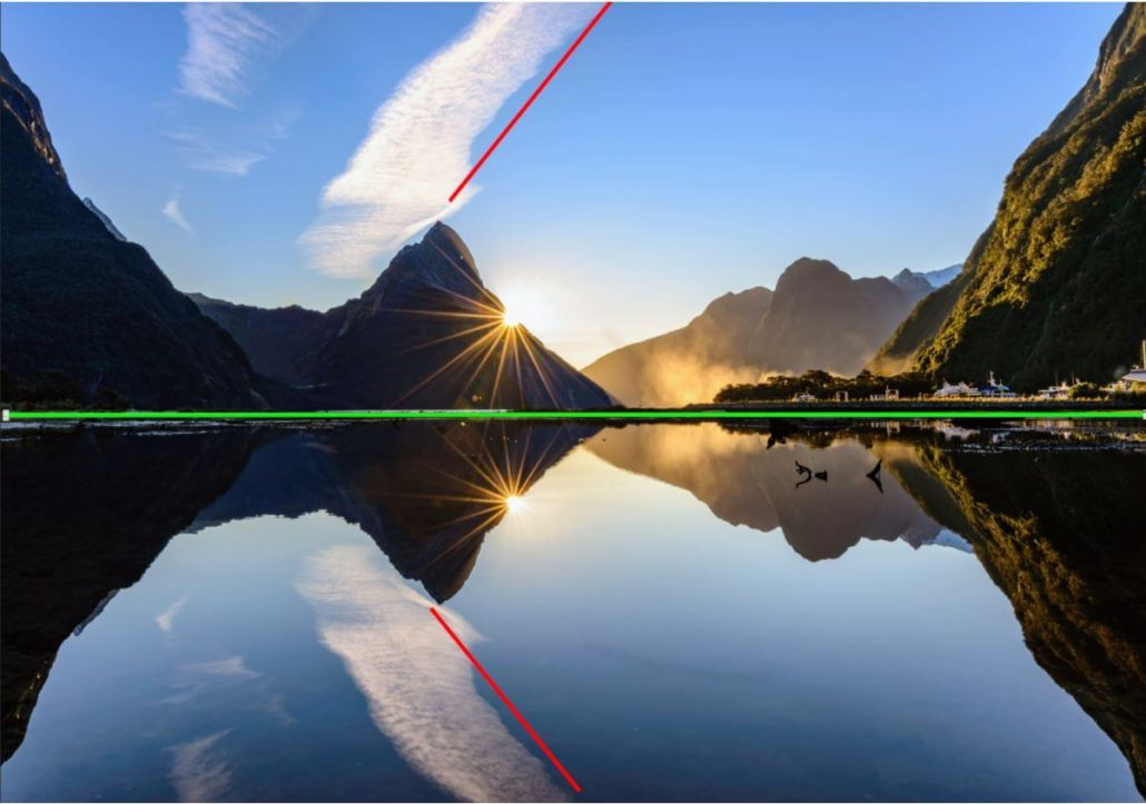 Milford Sound is composition heaven