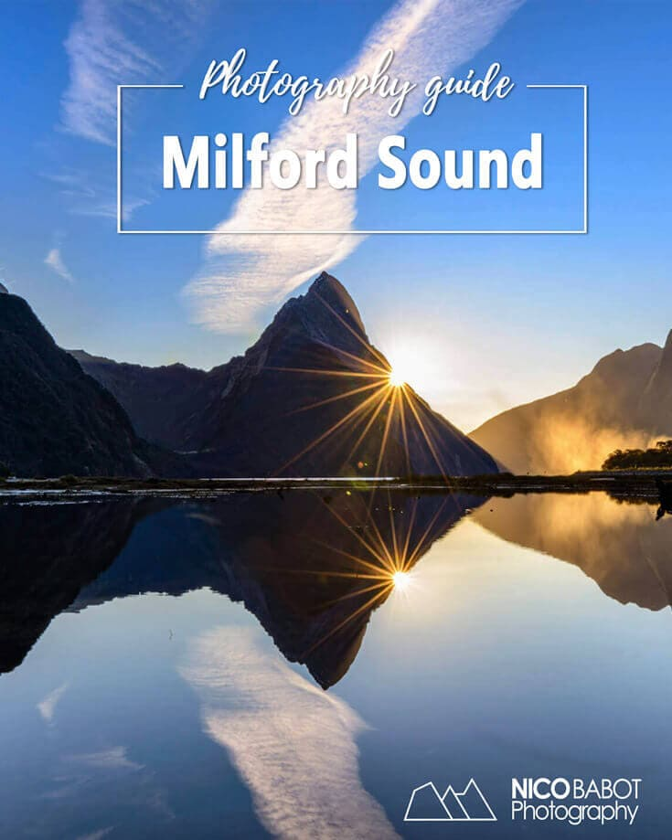 Photography Guide Milford Sound by Nico Babot
