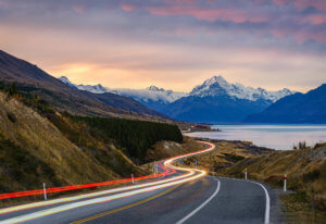 photography guide mount cook peters lookout sunset by nico babot