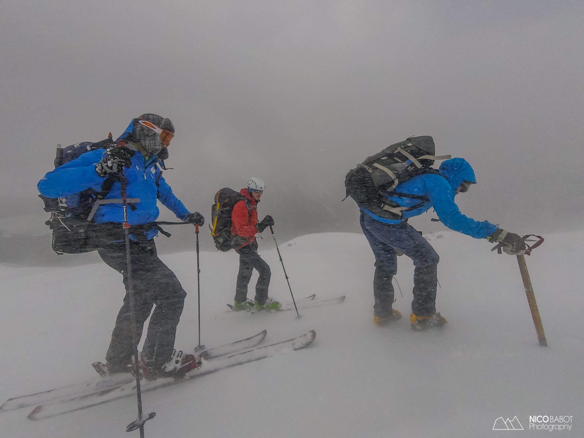 Photography guide Mueller hut - Bad weather Photo by Nico Babot (1)