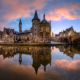 Sunrise in Ghent - Photo by Nico Babot